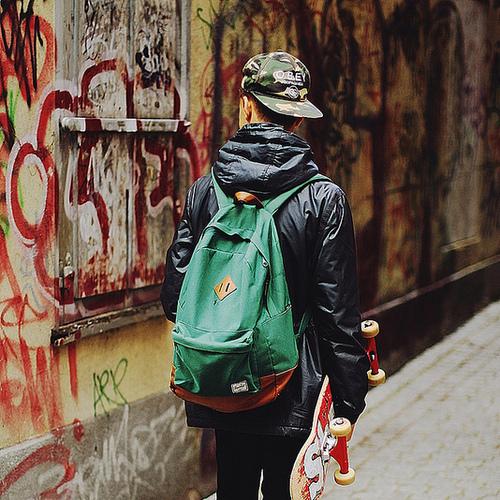 plecak dla młodzieży