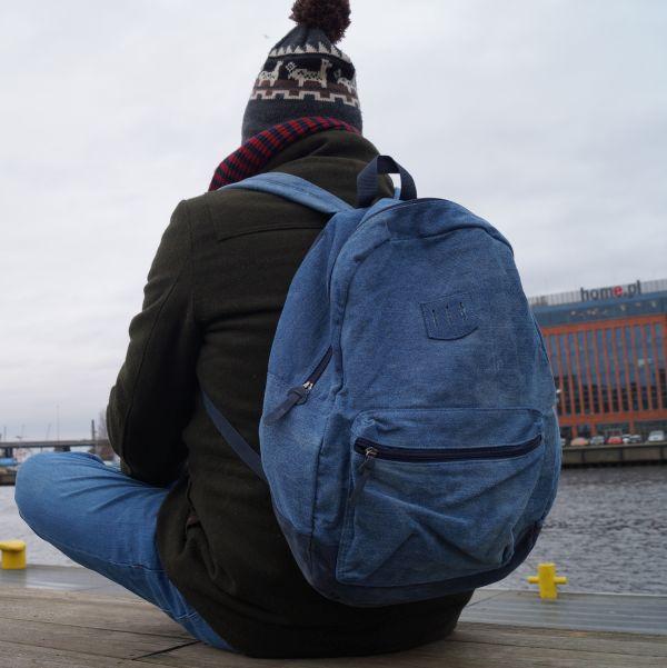 plecak dla chłopca